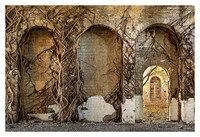 Three Blind Arches and an Archway #2